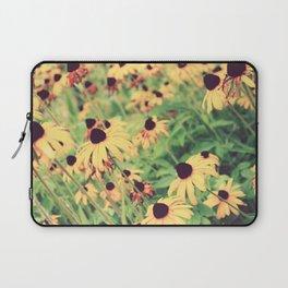 Rudbeckia - Cone Flower - JUSTART © Laptop Sleeve