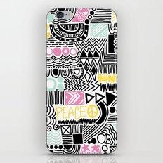At Peace  iPhone & iPod Skin