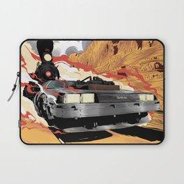 Back to the Future III (Three) Laptop Sleeve