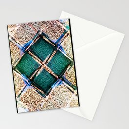 euthenics (35mm multiple exposure) Stationery Cards