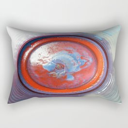Abstract Cup #2 Rectangular Pillow