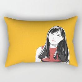 """melanie"" Rectangular Pillow"