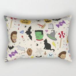 Halloween part 2 Rectangular Pillow