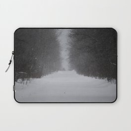 Unknown road Laptop Sleeve
