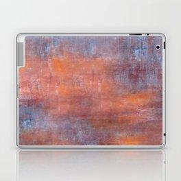 Orange Color Fog Laptop & iPad Skin