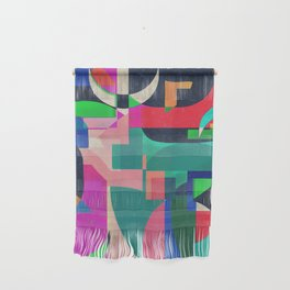 Collage VI Wall Hanging