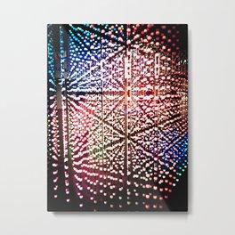 Madness lights Metal Print