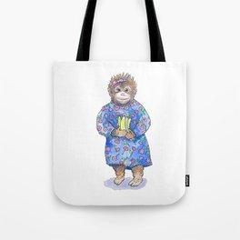Generous Orangutan Tote Bag
