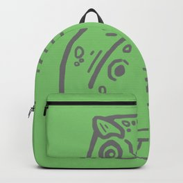 Asteroid Anxiety - T-Rex Backpack