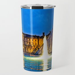 Palais du Louvre II Travel Mug