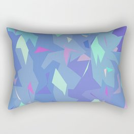 ABSTRACTION BRIGHT Rectangular Pillow