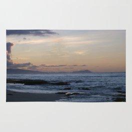 Diamond Head, Hawaii Rug