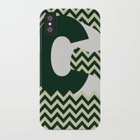 randy c iPhone & iPod Cases featuring C. by Muro Buro