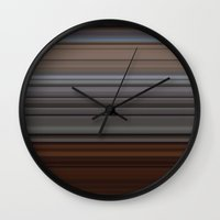 django Wall Clocks featuring Django by rob art | simple