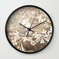 returns Wall Clocks featuring warmth returns by inourgardentoo