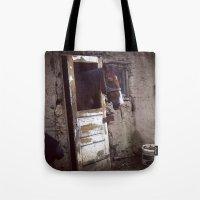 feminism Tote Bags featuring Feminism by Oana Popan
