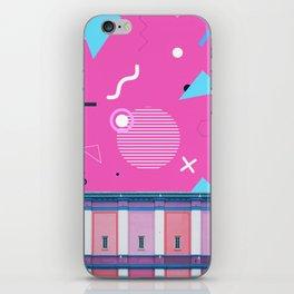 Memphis Sky iPhone Skin