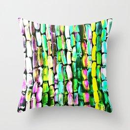 Sweet Sugarcane Throw Pillow