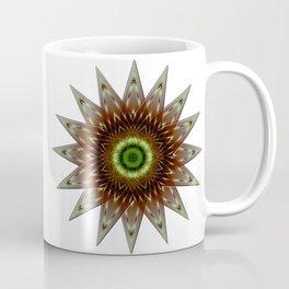 Fractal Wind Rose Coffee Mug
