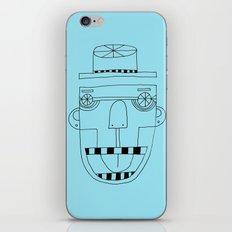 Funky Monkey iPhone & iPod Skin