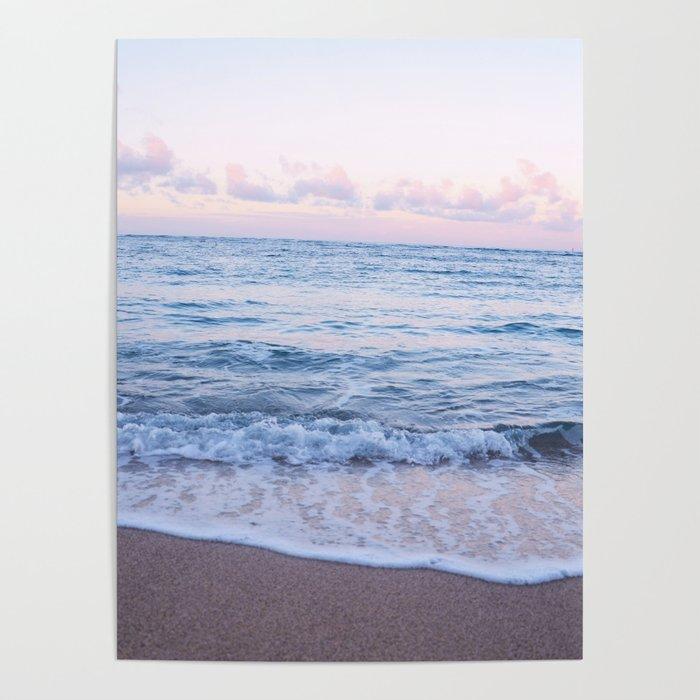 Ocean Morning Poster