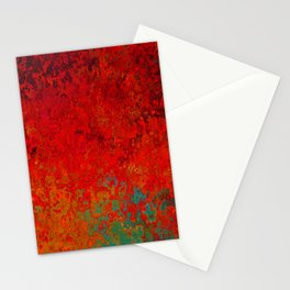Figuratively Speaking, Abstract Art Stationery Cards