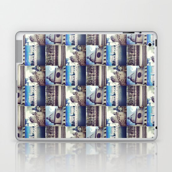 Paris Summer  Laptop & iPad Skin