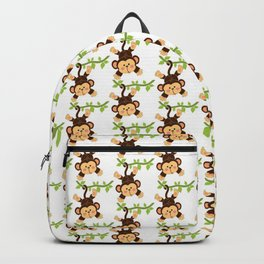 Little monkey Backpack