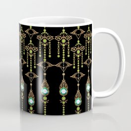 CASTELLINA JEWELS: ELEGANT ITALIAN GOLD Coffee Mug