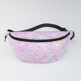 Power Up! Fanny Pack