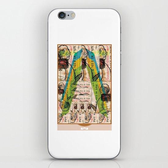 Controlled Designation of Origin. iPhone & iPod Skin