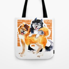 .meme friends. Tote Bag