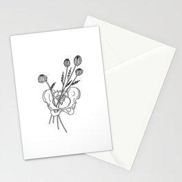 Pelvic Pain Stationery Cards