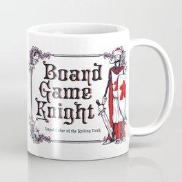 Board Game Knight Coffee Mug