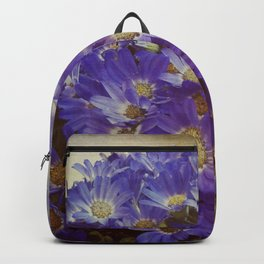 My boheme flowers / Mis flores bohemias Backpack