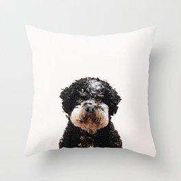 Buster Throw Pillow