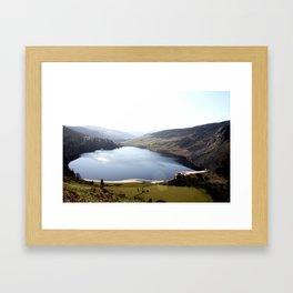Mountains of Ireland Framed Art Print
