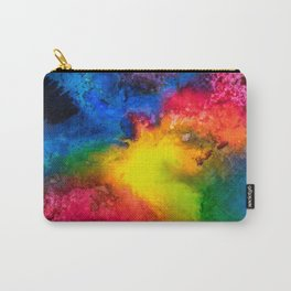 Intergalactic Rainbow Carry-All Pouch