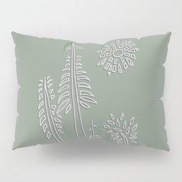 Forest Bathing - Sage  Pillow Sham