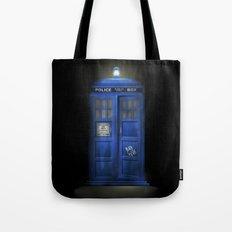 """Death – The Doctor's Truest Companion"" Tote Bag"