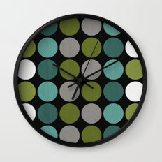 Tranquil Inverse Wall Clock