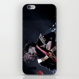 Jack White Airline Satan iPhone Skin