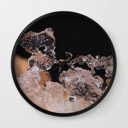 Cristal Wall Clock