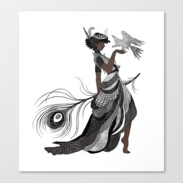 Roa Canvas Print