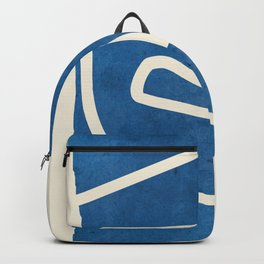abstract minimal 57 Backpack