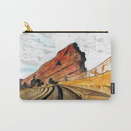 Red Rocks 2016 Carry-All Pouch