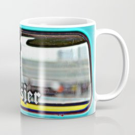 Faded Aqua Coffee Mug