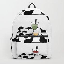Wall of Boba Pandas Backpack