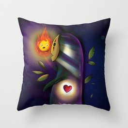 faceless Throw Pillow