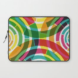 Colorful shouts Laptop Sleeve